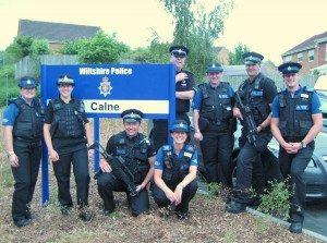 Calne Police